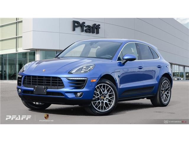 2018 Porsche Macan S (Stk: P13125) in Vaughan - Image 1 of 25