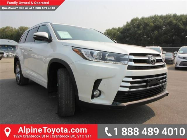 2018 Toyota Highlander Limited (Stk: S891572) in Cranbrook - Image 6 of 17