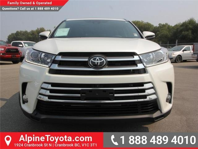 2018 Toyota Highlander Limited (Stk: S891572) in Cranbrook - Image 7 of 17
