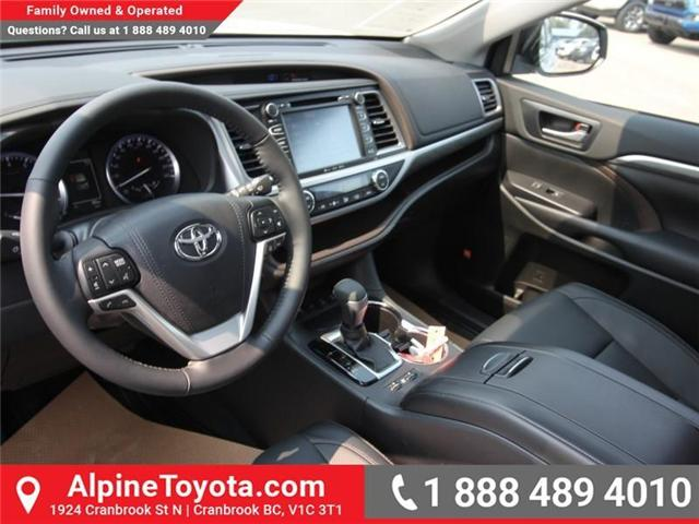 2018 Toyota Highlander Limited (Stk: S891572) in Cranbrook - Image 8 of 17