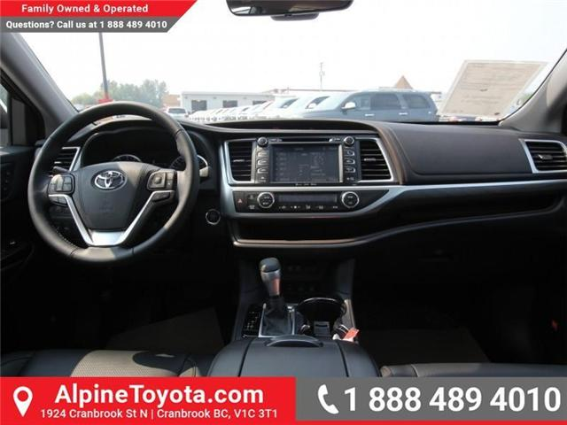 2018 Toyota Highlander Limited (Stk: S891572) in Cranbrook - Image 9 of 17