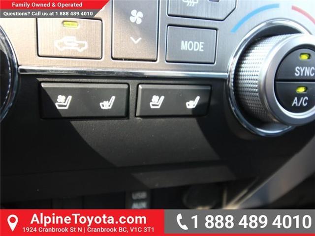 2018 Toyota Tundra Platinum 5.7L V8 (Stk: X768979) in Cranbrook - Image 13 of 17