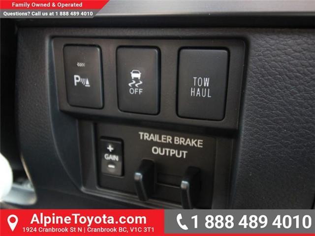 2018 Toyota Tundra Platinum 5.7L V8 (Stk: X768979) in Cranbrook - Image 14 of 17