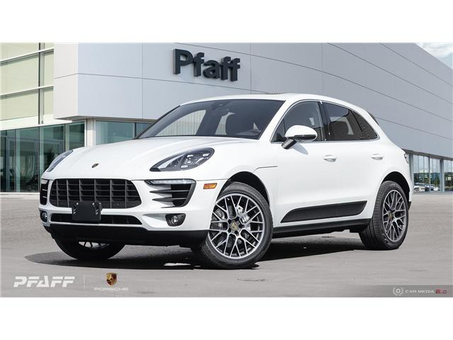 2018 Porsche Macan S (Stk: P13137) in Vaughan - Image 1 of 25