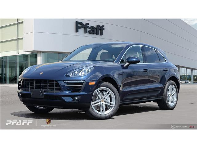 2018 Porsche Macan S (Stk: P13150) in Vaughan - Image 1 of 25