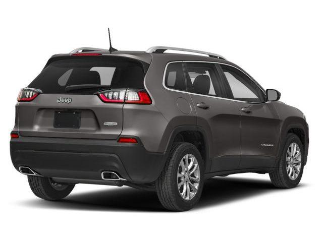 2019 Jeep Cherokee Trailhawk (Stk: K274497) in Surrey - Image 3 of 9