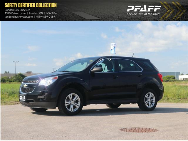 2015 Chevrolet Equinox LS (Stk: 8313A) in London - Image 1 of 20