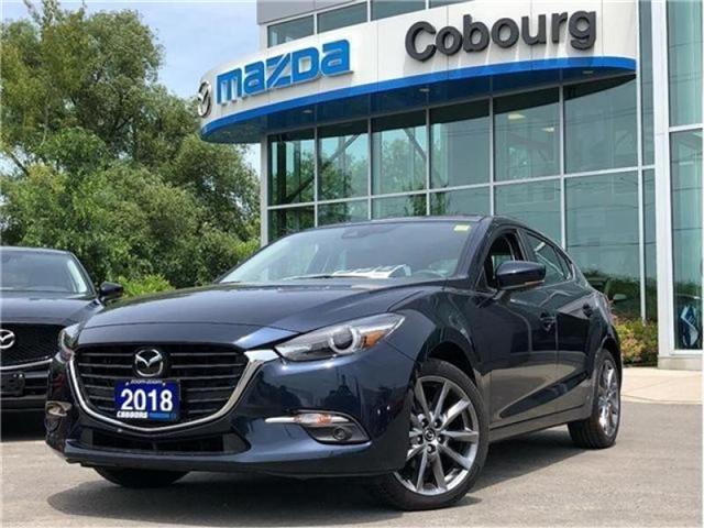 2018 Mazda Mazda3 GT (Stk: 18109B) in Cobourg - Image 1 of 25