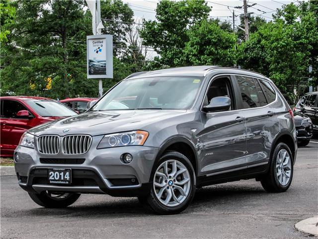 2014 BMW X3 xDrive28i (Stk: P8267) in Thornhill - Image 1 of 26