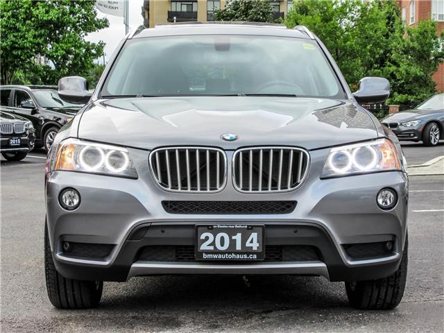 2014 BMW X3 xDrive28i (Stk: P8267) in Thornhill - Image 2 of 26