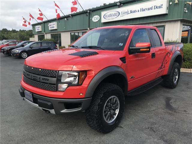 2011 Ford F-150 SVT Raptor (Stk: 10072) in Lower Sackville - Image 1 of 29