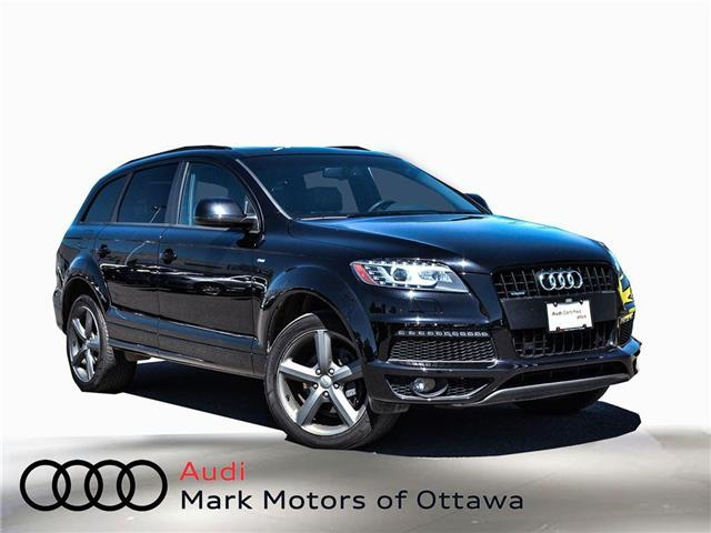 2014 Audi Q7 3.0T Progressiv (Stk: PM300) in Nepean - Image 1 of 27