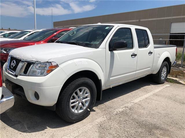 2018 Nissan Frontier SV (Stk: N18316) in Oakville - Image 1 of 5