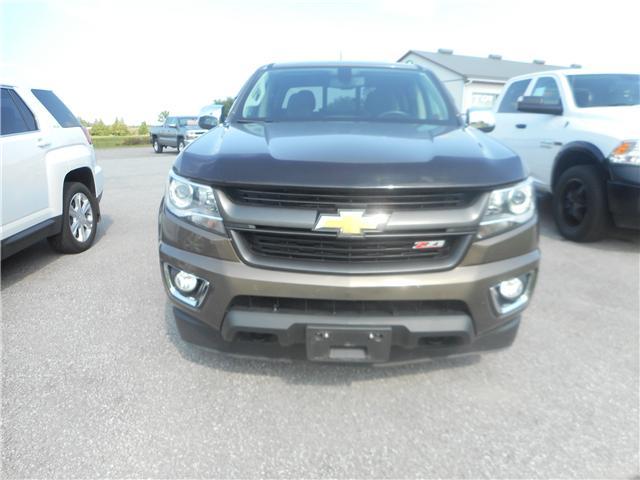 2017 Chevrolet Colorado Z71 (Stk: NC 3640) in Cameron - Image 2 of 12