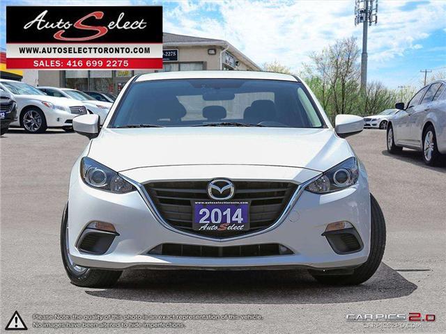 2014 Mazda Mazda3  (Stk: 14DMQ131) in Scarborough - Image 2 of 28
