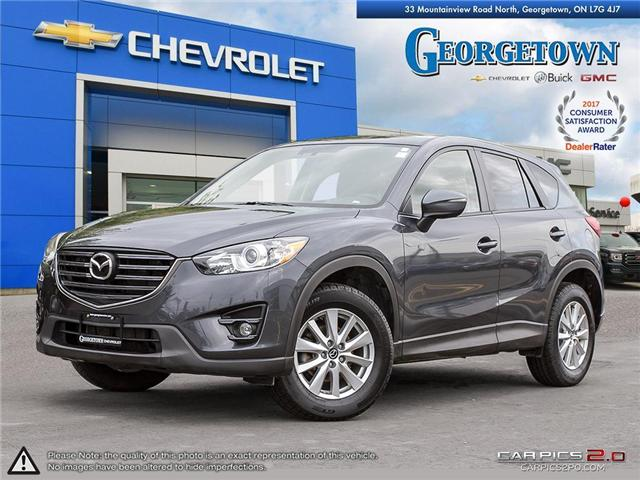 2016 Mazda CX-5 GS (Stk: 27843) in Georgetown - Image 1 of 27