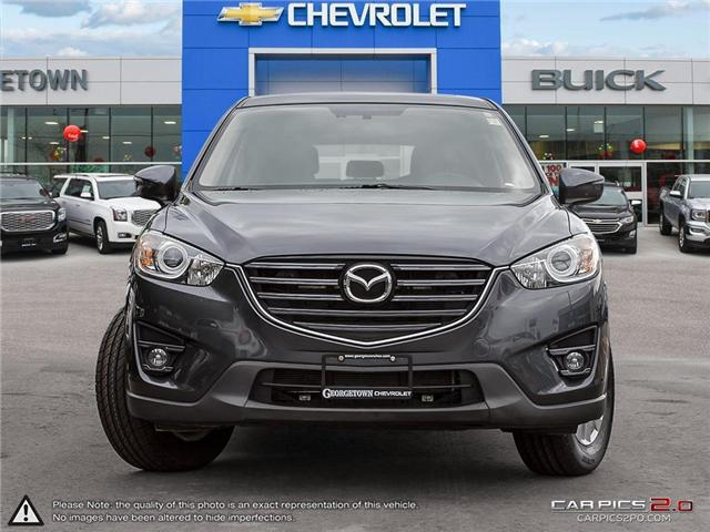 2016 Mazda CX-5 GS (Stk: 27843) in Georgetown - Image 2 of 27