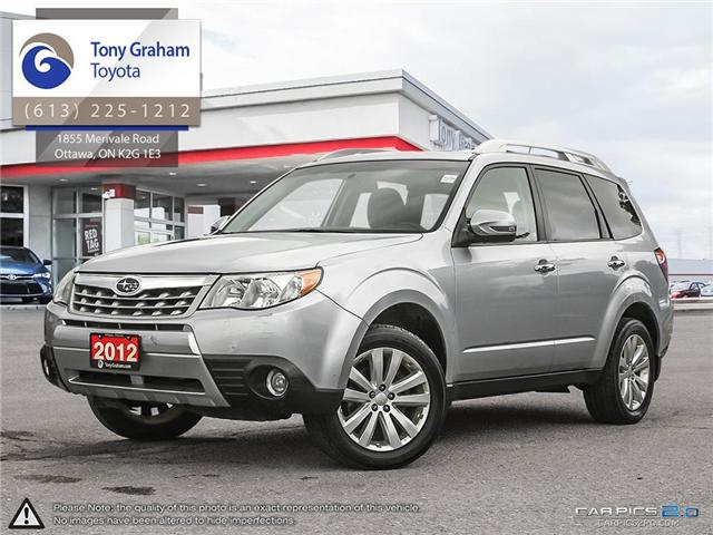 2012 Subaru Forester 2.5X Convenience Package (Stk: 56906A) in Ottawa - Image 1 of 27