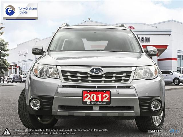 2012 Subaru Forester 2.5X Convenience Package (Stk: 56906A) in Ottawa - Image 2 of 27