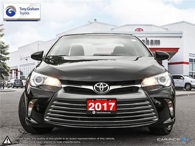 2017 Toyota Camry LE (Stk: U8983) in Ottawa - Image 2 of 27
