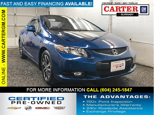 2013 Honda Civic LX (Stk: P9-54991) in Burnaby - Image 1 of 24