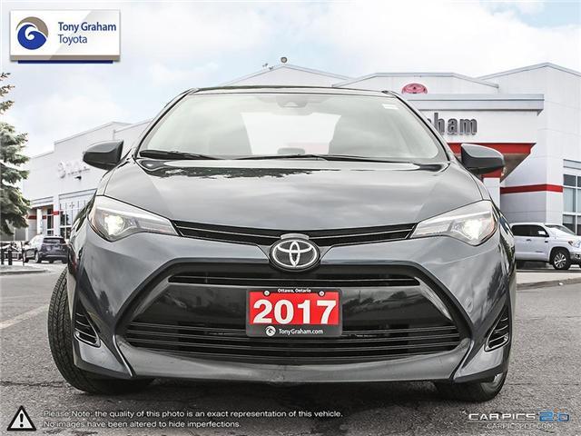 2017 Toyota Corolla LE (Stk: U8984) in Ottawa - Image 2 of 27