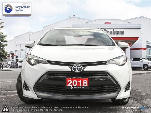 2018 Toyota Corolla LE (Stk: U8988) in Ottawa - Image 2 of 27
