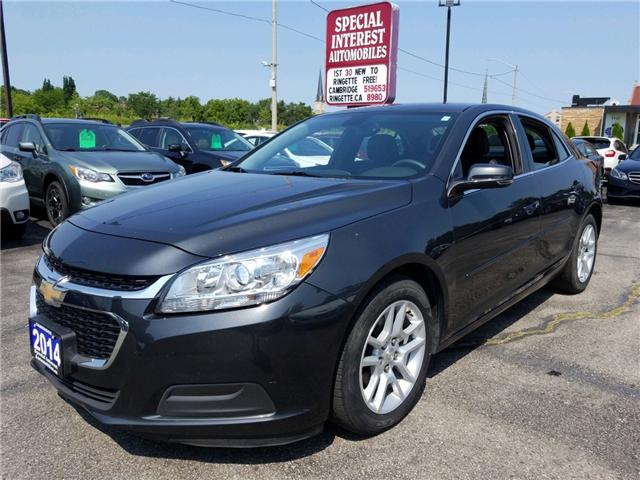 2014 Chevrolet Malibu 1lt Blue Tooth Rear Camera Power Seat At 12995 For Sale In