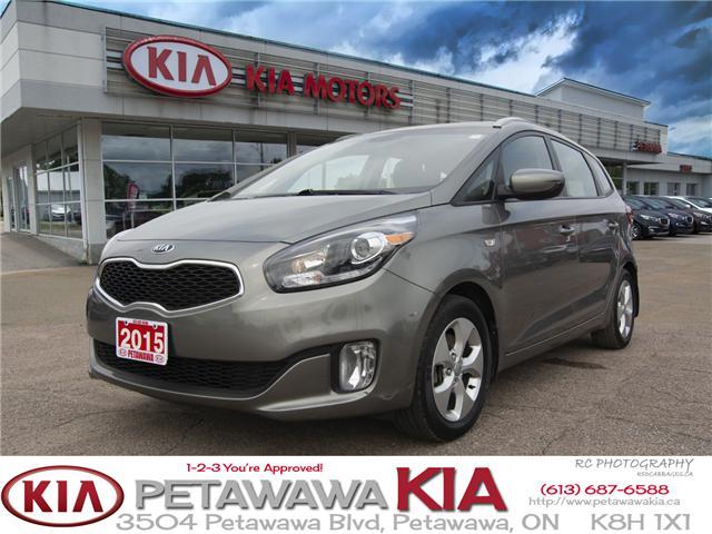 2015 Kia Rondo EX (Stk: 18128-1B) in Petawawa - Image 1 of 19