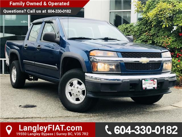 2006 Chevrolet Colorado LT NO ACCIDENTS, B C OWNED at $15451 for