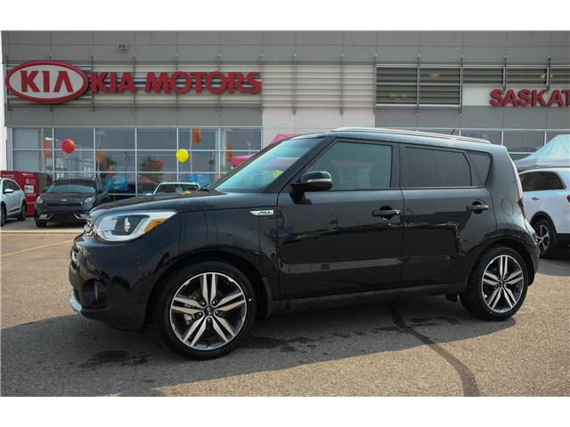 2018 Kia Soul EX Tech (Stk: P4539) in Saskatoon - Image 1 of 29