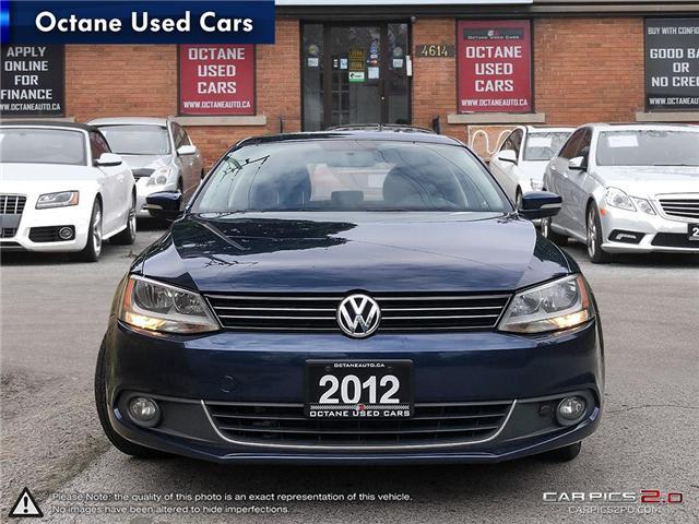 2012 Volkswagen Jetta 2.5L Comfortline (Stk: ) in Scarborough - Image 2 of 25