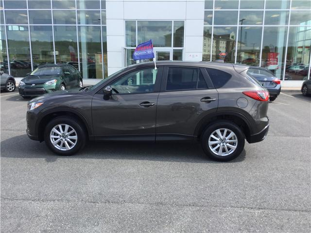 2016 Mazda CX-5 GS (Stk: U124-18) in Stellarton - Image 1 of 15