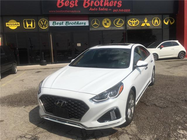 Brothers Auto Sales >> 2018 Hyundai Sonata Limited At 24990 For Sale In Toronto