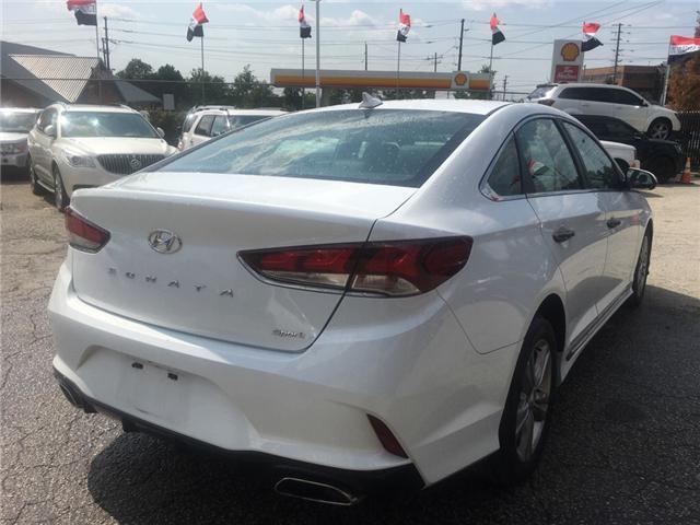 2018 Hyundai Sonata Limited (Stk: 684487) in Toronto - Image 4 of 21