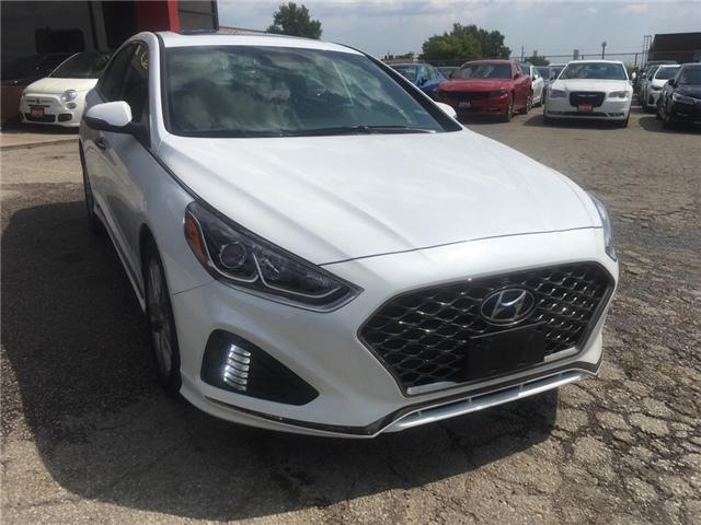 2018 Hyundai Sonata Limited (Stk: 684487) in Toronto - Image 5 of 21