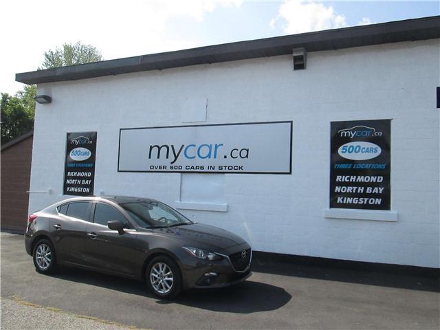 2014 Mazda Mazda3 GS-SKY (Stk: 181107) in Richmond - Image 2 of 12