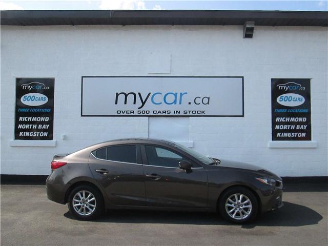 2014 Mazda Mazda3 GS-SKY (Stk: 181107) in Richmond - Image 1 of 12