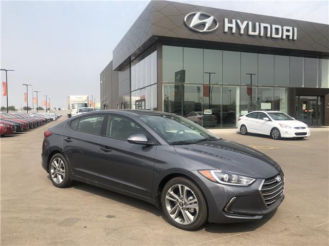 2018 Hyundai Elantra GLS (Stk: H2355) in Saskatoon - Image 1 of 26