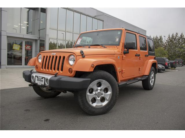2013 Jeep Wrangler Unlimited Sahara (Stk: K207280A) in Abbotsford - Image 3 of 23