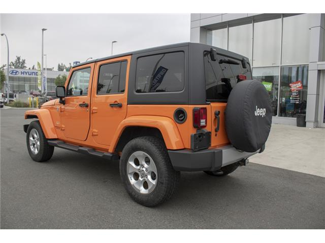 2013 Jeep Wrangler Unlimited Sahara (Stk: K207280A) in Abbotsford - Image 5 of 23