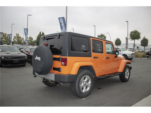 2013 Jeep Wrangler Unlimited Sahara (Stk: K207280A) in Abbotsford - Image 7 of 23