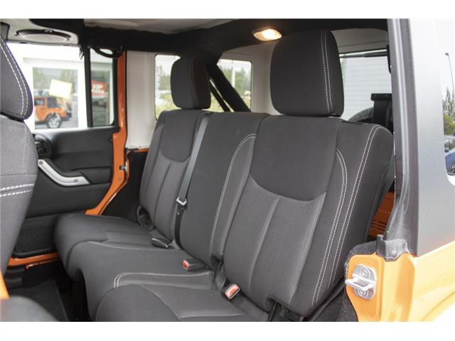 2013 Jeep Wrangler Unlimited Sahara (Stk: K207280A) in Abbotsford - Image 11 of 23