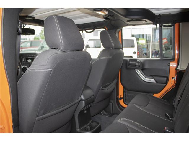2013 Jeep Wrangler Unlimited Sahara (Stk: K207280A) in Abbotsford - Image 12 of 23