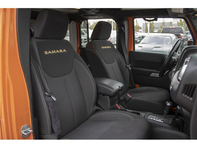 2013 Jeep Wrangler Unlimited Sahara (Stk: K207280A) in Abbotsford - Image 13 of 23
