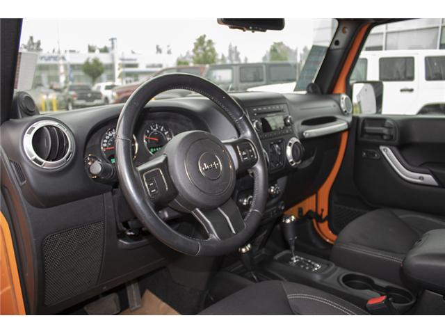 2013 Jeep Wrangler Unlimited Sahara (Stk: K207280A) in Abbotsford - Image 15 of 23
