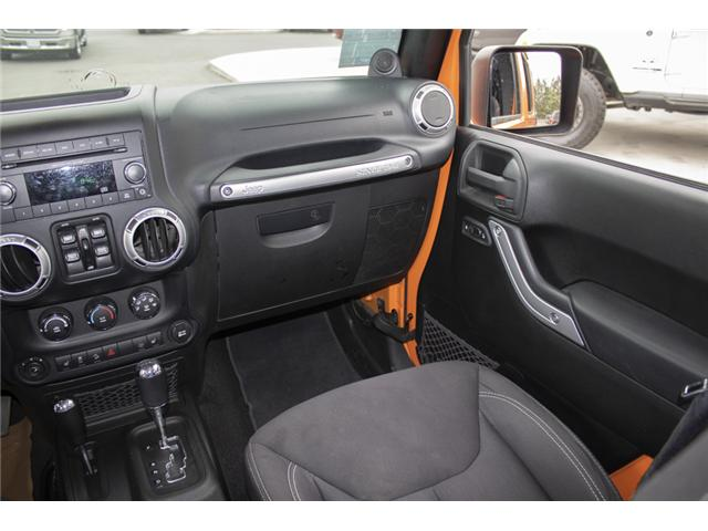 2013 Jeep Wrangler Unlimited Sahara (Stk: K207280A) in Abbotsford - Image 18 of 23