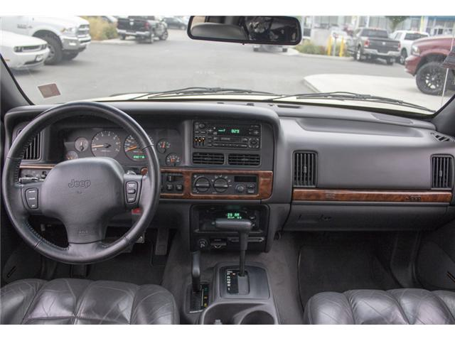 ... 1997 Jeep Grand Cherokee Limited (Stk: K234204A) In Abbotsford   Image  20 Of ...