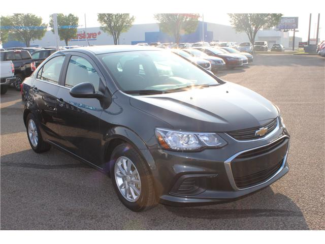 2017 Chevrolet Sonic LT Auto (Stk: 167223) in Medicine Hat - Image 1 of 26