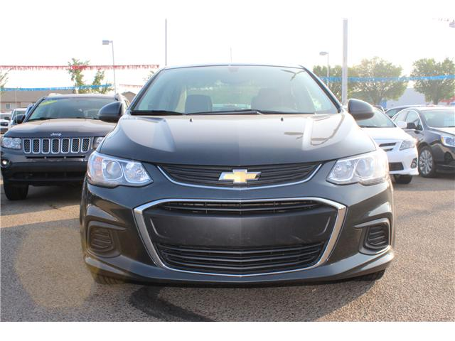 2017 Chevrolet Sonic LT Auto (Stk: 167223) in Medicine Hat - Image 2 of 26